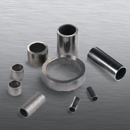 Tube Cutting - metal spacers and bushings