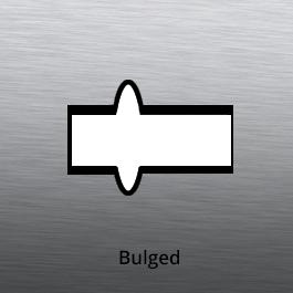 Tube End forming - tube forming - bulged tubing
