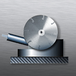 electro-chemical grinding machining